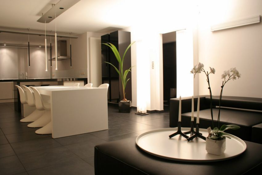 Minimalisme & design interieurs - ICTdesign